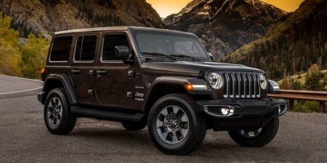 Дороже предшественника: озвучены цены нового Jeep Wrangler