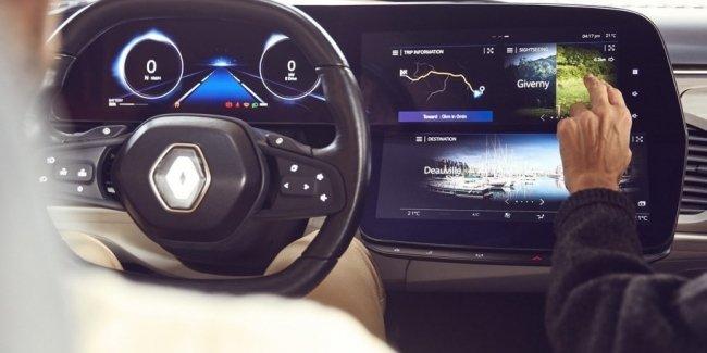 Renault создаст образовательный контент для пассажиров беспилотников