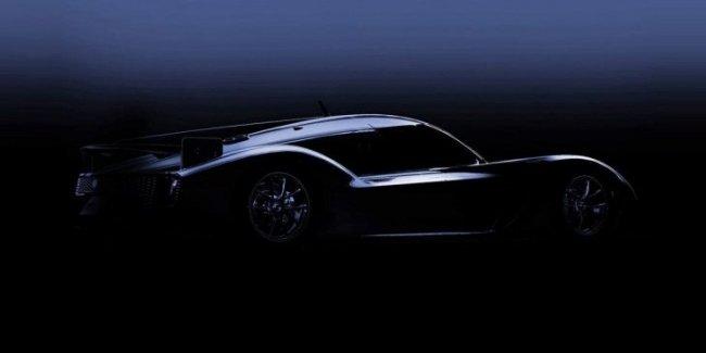Toyota показала силуэт новой гоночной машины GR Super Sport Concept