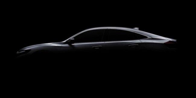 Гибридный седан: Honda везёт в Детройт прототип Insight