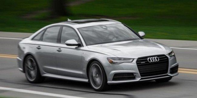 Audi выпустила первый тизер нового A6