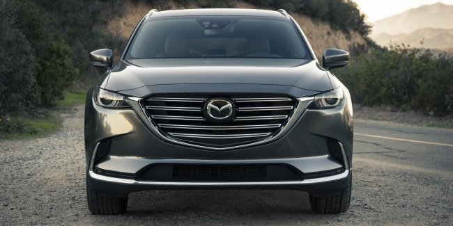 Mazda CX-9 - в Украине дешевле?