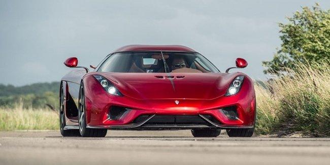 Koenigsegg показал краш-тест суперкара за два миллиона евро