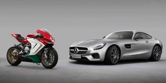 MV Agusta расходится с Mercedes-AMG и готовит новую платформу