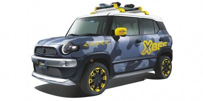 Suzuki представит несколько новинок в январе