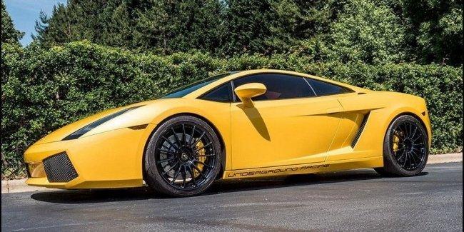 Underground Racing показал 1000-сильную версию Lamborghini Gallardo