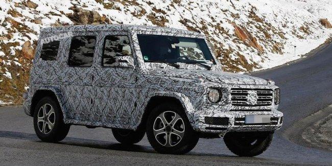 Новый Mercedes-Benz G-Class 2019: важные подробности