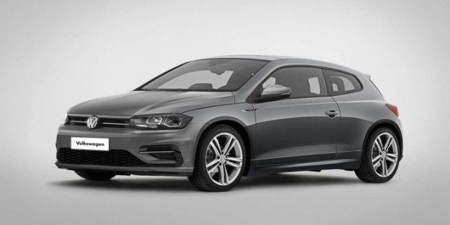 Трёхдверный VW Polo Coupe: первые изображения