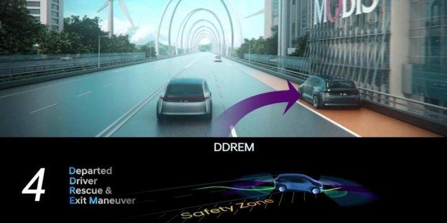 В Hyundai придумали как спасти заснувших за рулем водителей