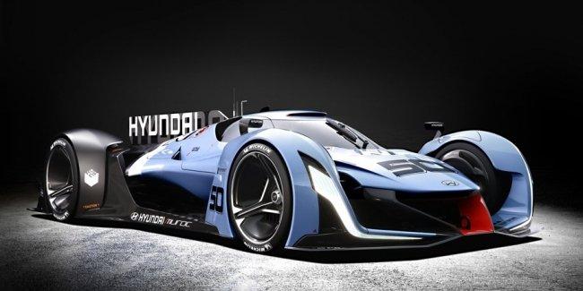 Hyundai подтвердила работу над конкурентом Ferrari и Porsche