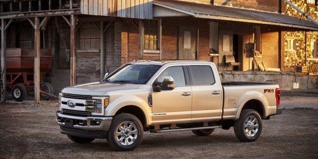 Ford обвинили в махинациях с уровнем вредных выбросов
