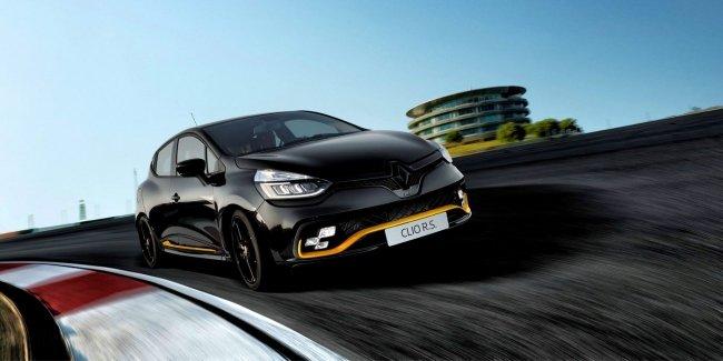 Хэтчбек Renault Clio RS получил спецверсию