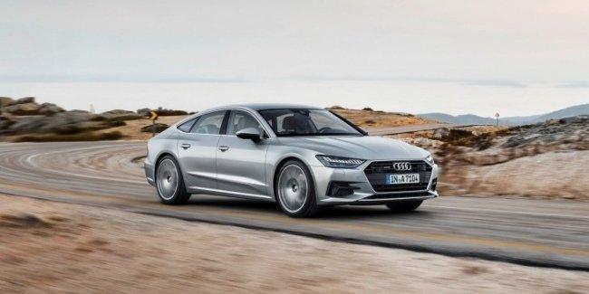 Компания Audi везёт в Детройт новый A7 Sportback