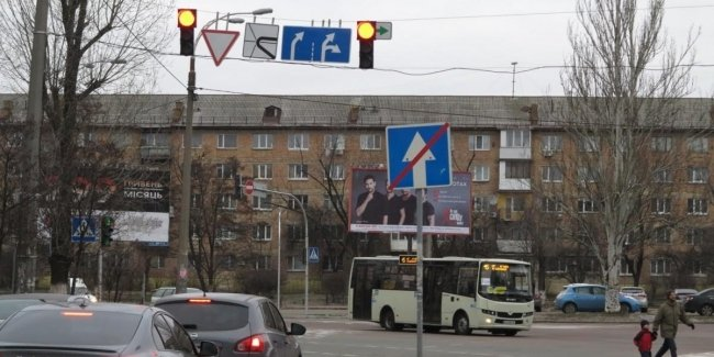 В Киеве заработали светофоры, которые год простояли без дела