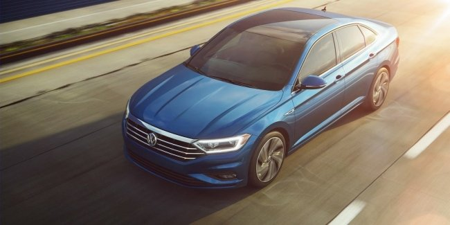 Новый Volkswagen Jetta: платформа MQB и 8-ступенчатый «автомат»