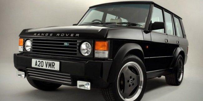 Представлен уникальный внедорожник Range Rover Chieftain