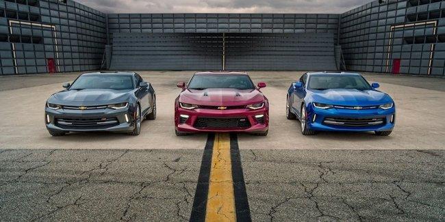 Chevrolet Camaro добавят еще одну «механику»