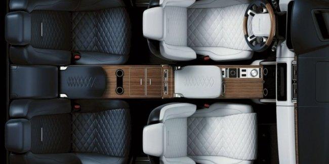 Анонсирован дебют внедорожника Range Rover SV Coupe