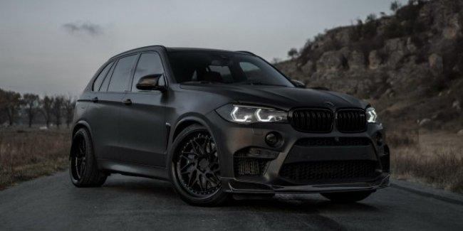 «Зловещий» кроссовер BMW X5 M by Z-Performance