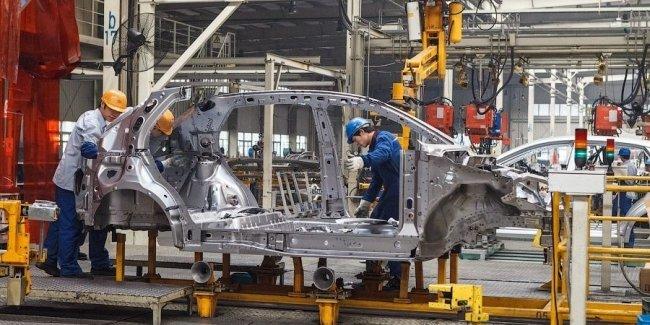 Старейший автопроизводитель КНР в 2017 году выпустил 3,4 млн авто
