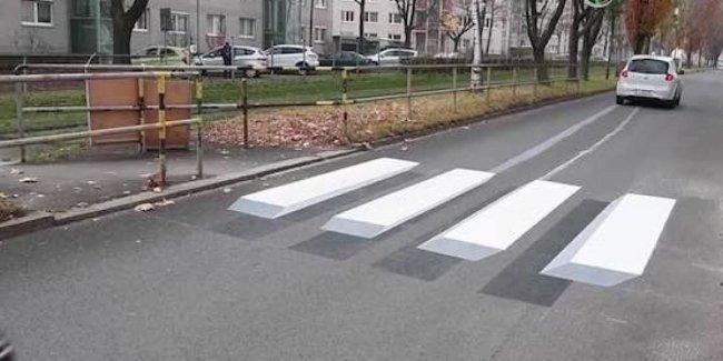 Пешеходный переход в 3D-графике будет привлекать людей