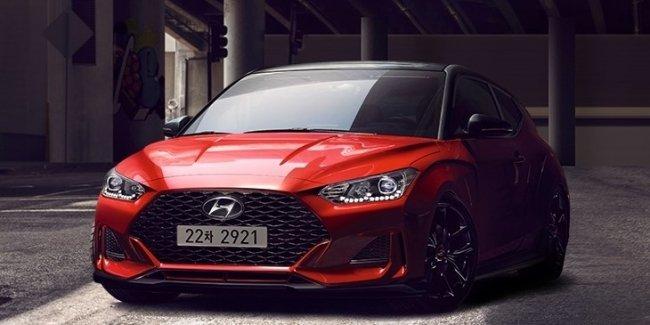 Hyundai запускает продажи нового Veloster