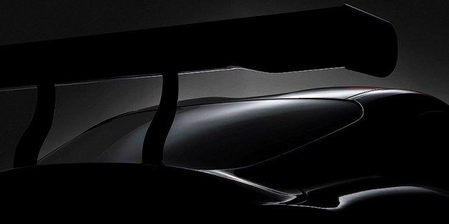 Новая Toyota Supra: первое изображение