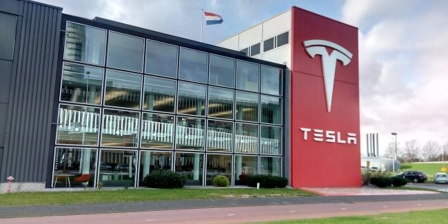 В убытках компании Tesla обвиняют немцев