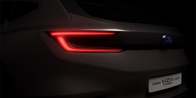 Subaru анонсировала премьеру нового универсала