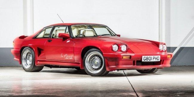 Редчайший спорткар Jaguar с тюнингом продают по цене Toyota Prado