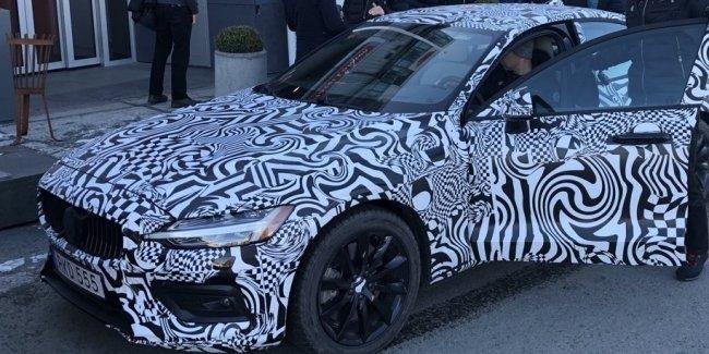 Глава Volvo раскрыл прототип нового седана S60