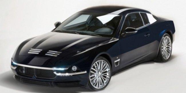 Sciadipersia: эксклюзивное купе на базе Maserati