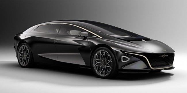 Электролимузин Lagonda расскажет о «зеленой» линейке Aston Martin
