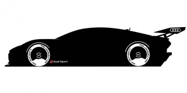 Audi разработает виртуальный электрический суперкар