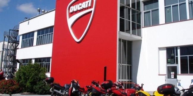 Ducati завершила 2017 год на мажорной ноте