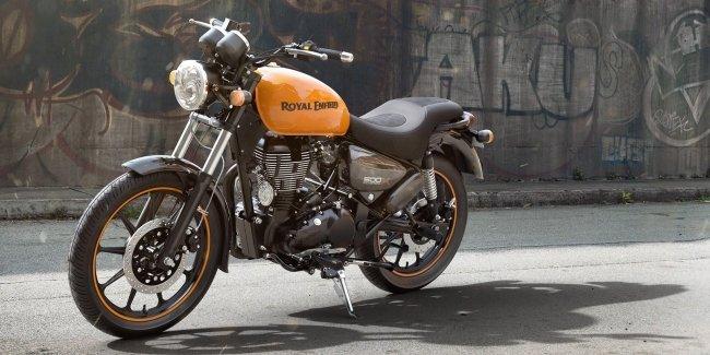 Представлен мотоцикл Royal Enfield Thunderbird X