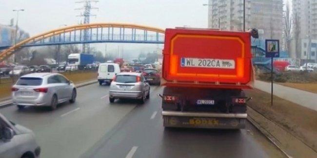 Наркоман на золотом «Лексусе» устроил террор другим водителям и пешеходам