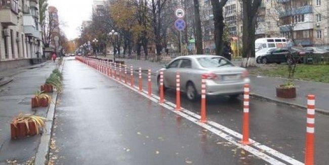 Закон о новых правилах парковки в Украине вступит в силу 27 сентября