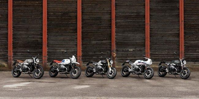 Новые модели BMW R nineT не планируются