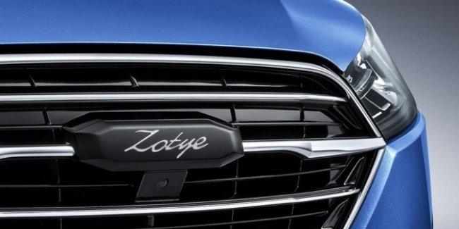 Уже не Touareg: «живые» фото Zotye T600 нового поколения
