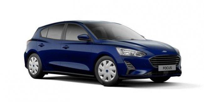 Ford показал фото самого доступного нового Focus