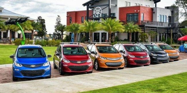 Следующий Chevrolet Bolt дебютирует в 2025 году