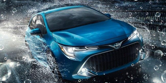 Toyota готовит конкурента для Volkswagen Golf GTI