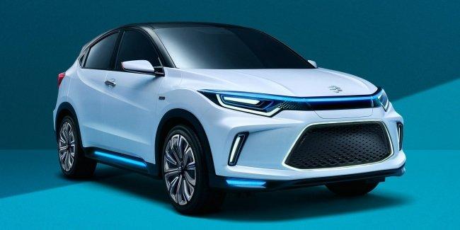 Honda показала предвестника массового электрокара