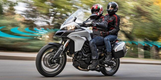 Ducati оснастит свои мотоциклы радарами