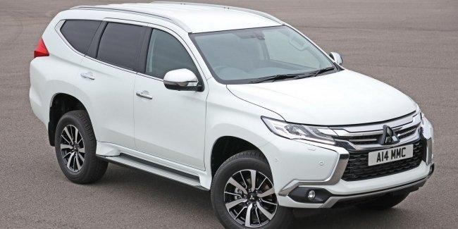 Mitsubishi приспособила Pajero Sport к перевозке грузов