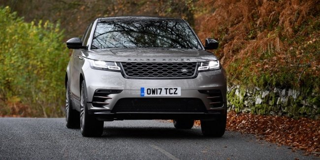 Land Rover обновил внедорожник Range Rover Velar
