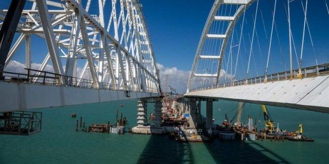 Против голландцев возбудили дело из-за Крымского моста