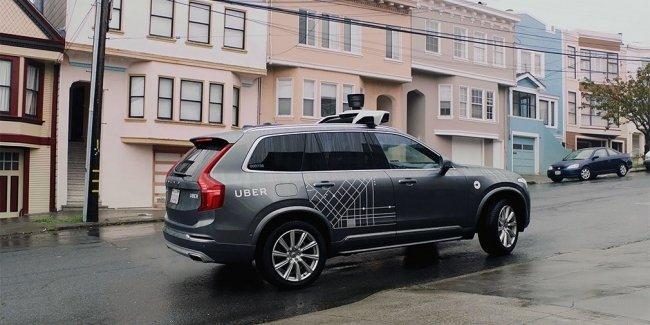 Uber обвинили в ошибке автопилота при смертельном наезде на человека