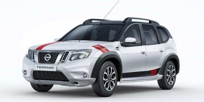 Кроссовер Nissan Terrano обзавёлся версией Sport Edition
